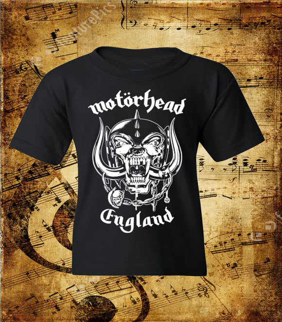 Motorhead England Youth T-Shirt