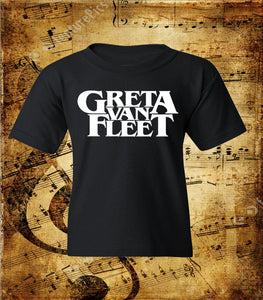 Greta Van Fleet Logo Youth T-Shirt