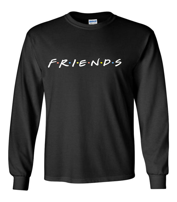 Freinds TV Show Short Sleeve T-Shirt