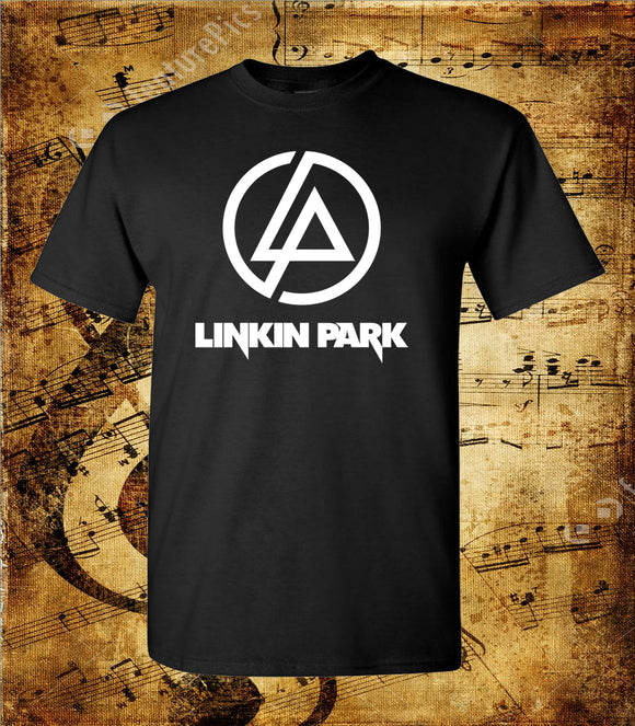 Linkin Park Logo Short Sleeve T-Shirt