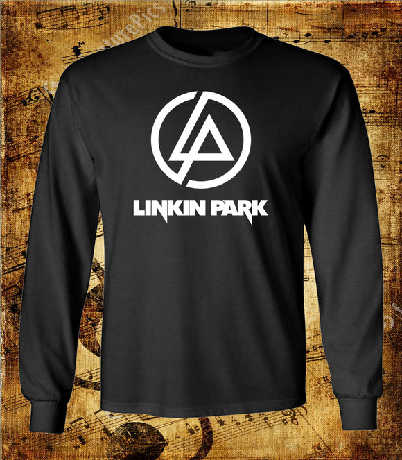 Linkin Park Logo Long Sleeve T-Shirt