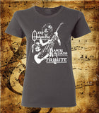Ozzy Osbourne Randy Rhodes Tribute Women's Cut T-Shirt