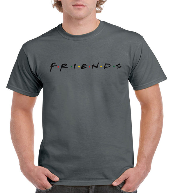Friends TV Show Short Sleeve