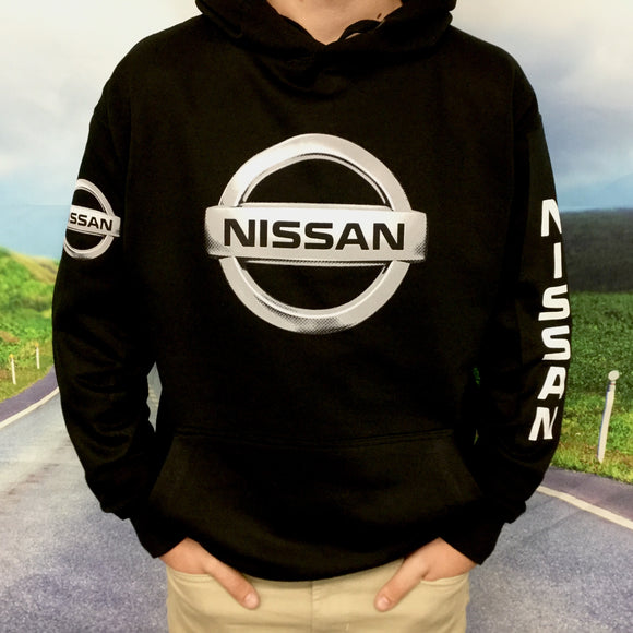 Nissan Racing Team USA Unisex Pullover - Hoodie