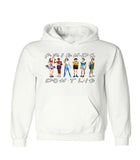 Friends Don't lie Youth Pullover Hoodie XS-XL