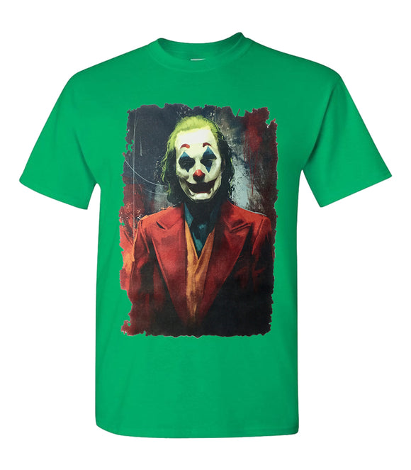 Joker Shirt - Put on a Happy Face Unisex T-Shirt