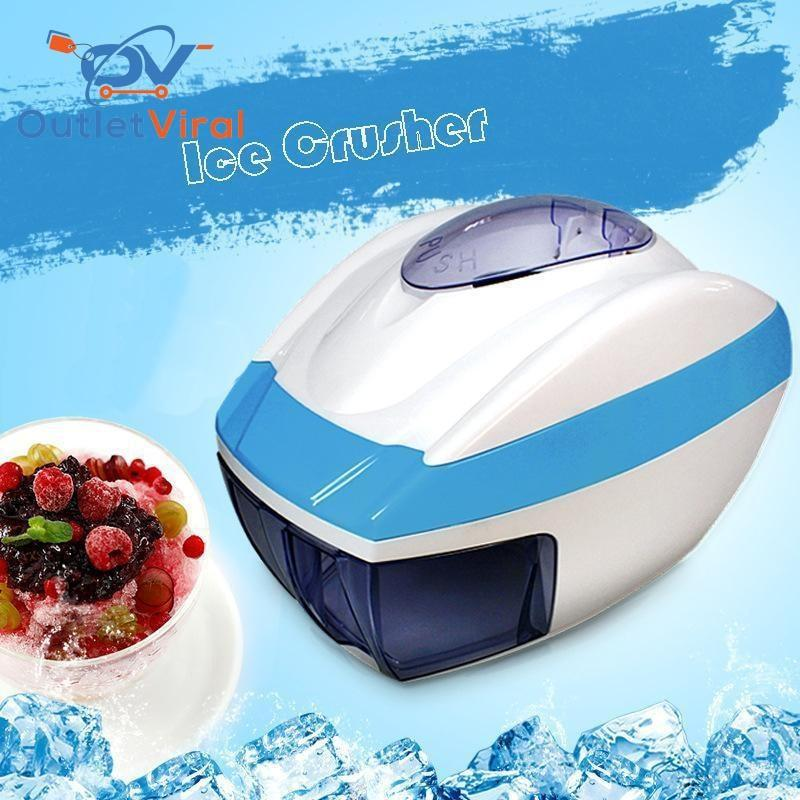 Automatic Ice Shaver/crusher