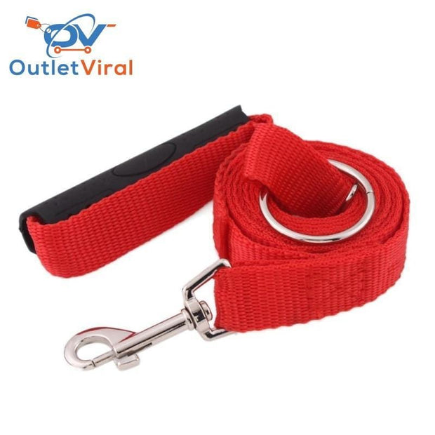 Instant Dog Trainer Leash Red / 70 Cm China