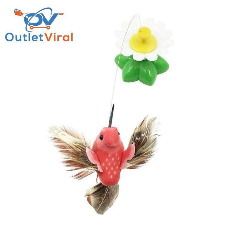 Interactive Bird Toy For Cats B