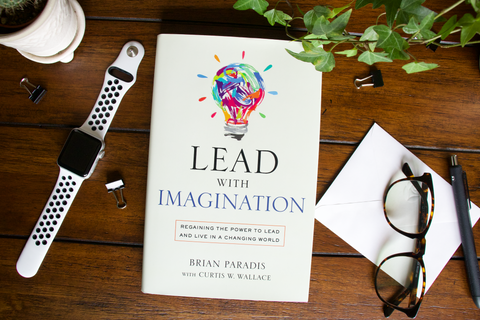 Lead With Imagination (HardCover)