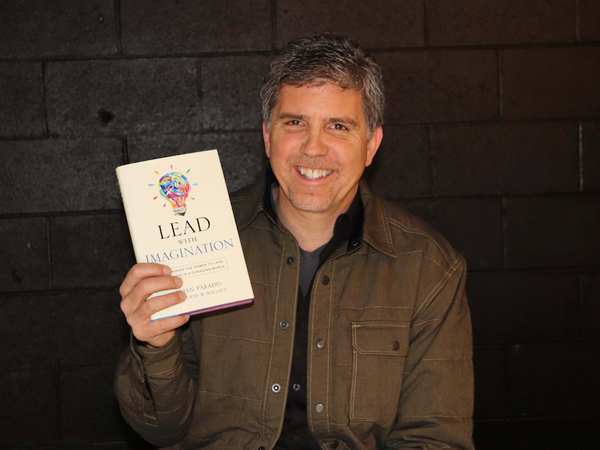 Lead With Imagination: Regaining the Power to Lead and Live in a Changing World