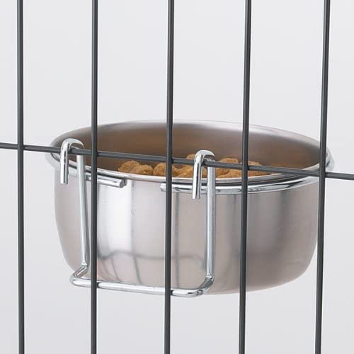 Large Stainless Steel Hanging Bowls