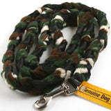 Braided Leashes ~ Animal Prints