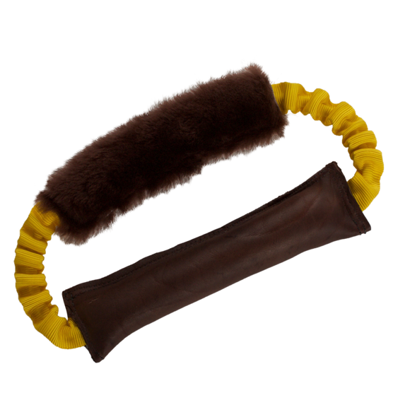Buffalo Bungee Fur Ring