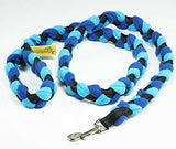 Jumbo Braided Snap Leash ~ Many Colors!