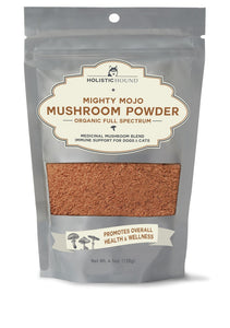 Mighty Mojo Mushroom Powder