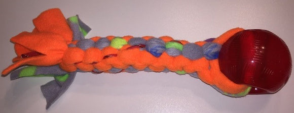 Braided Tugs with Durable Balls