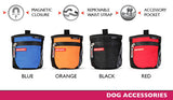 EzyDog Treat Pouch ~ Train Smarter