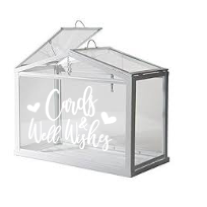 Wishing Well Decal - Cards & Well Wishes -Home Label Collection