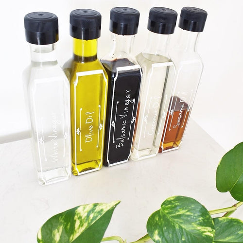 Olive Oil Labels -Home Label Collection