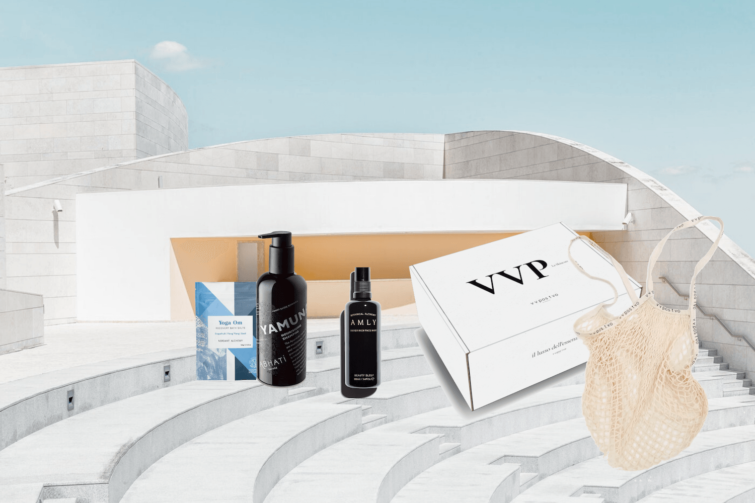 Post-Workout Box Skincare dopo un allenamento