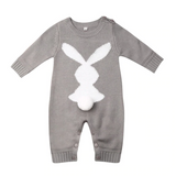 Hey Bunny Knitted Jumpsuit