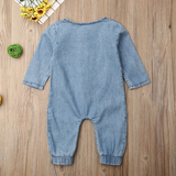 North Denim Jumpsuit