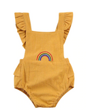 Vicky Rainbow Playsuit