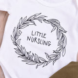 Little Nursing Overall Set