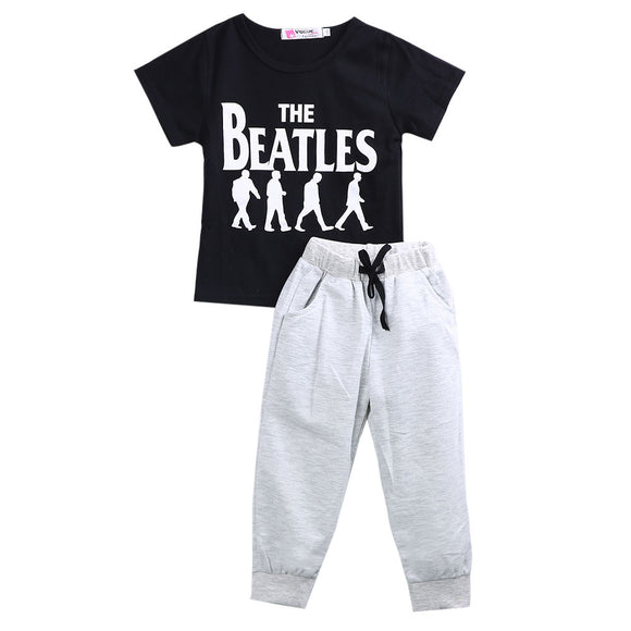 The Beatles Shirt & Sweatpants