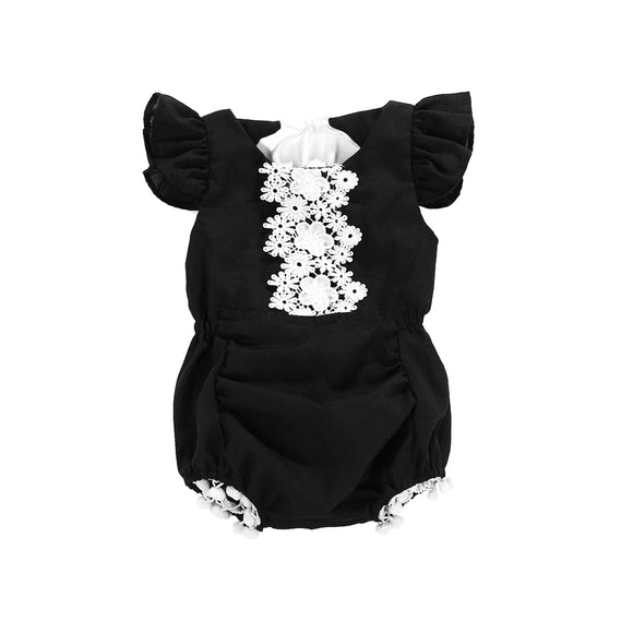 Bree Lace Playsuit