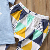 Mama's Boy Short Sleeve & Pants Set