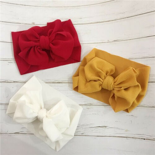 Antonieta Big Bow Headwrap