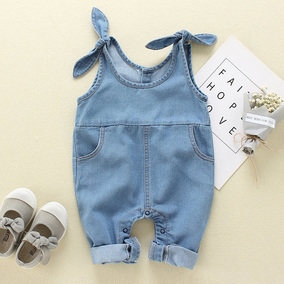 Nova Denim Jumpsuit