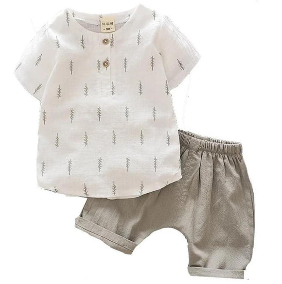 Theo Shirt & Shorts Set
