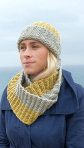 Light House  Hat & Scarf