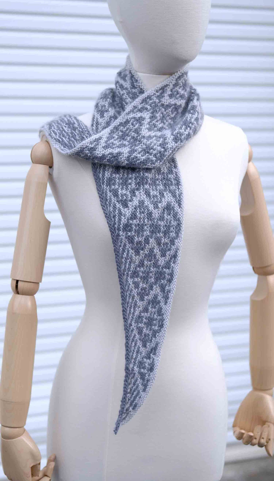 Coveted Diamonds Scarf #2238