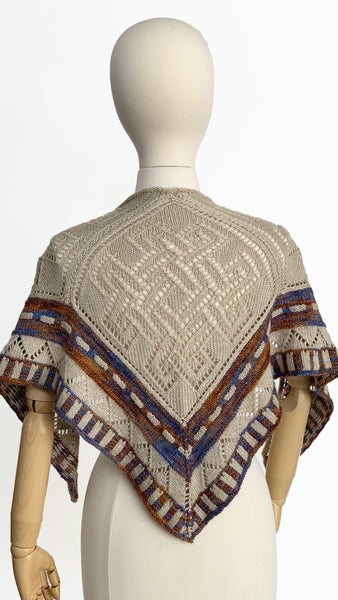 High Chaparral Shawl Kit