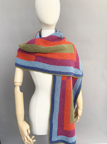 New Castle Road Shawl