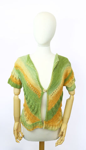 Slant On Nature Cardigan #1514