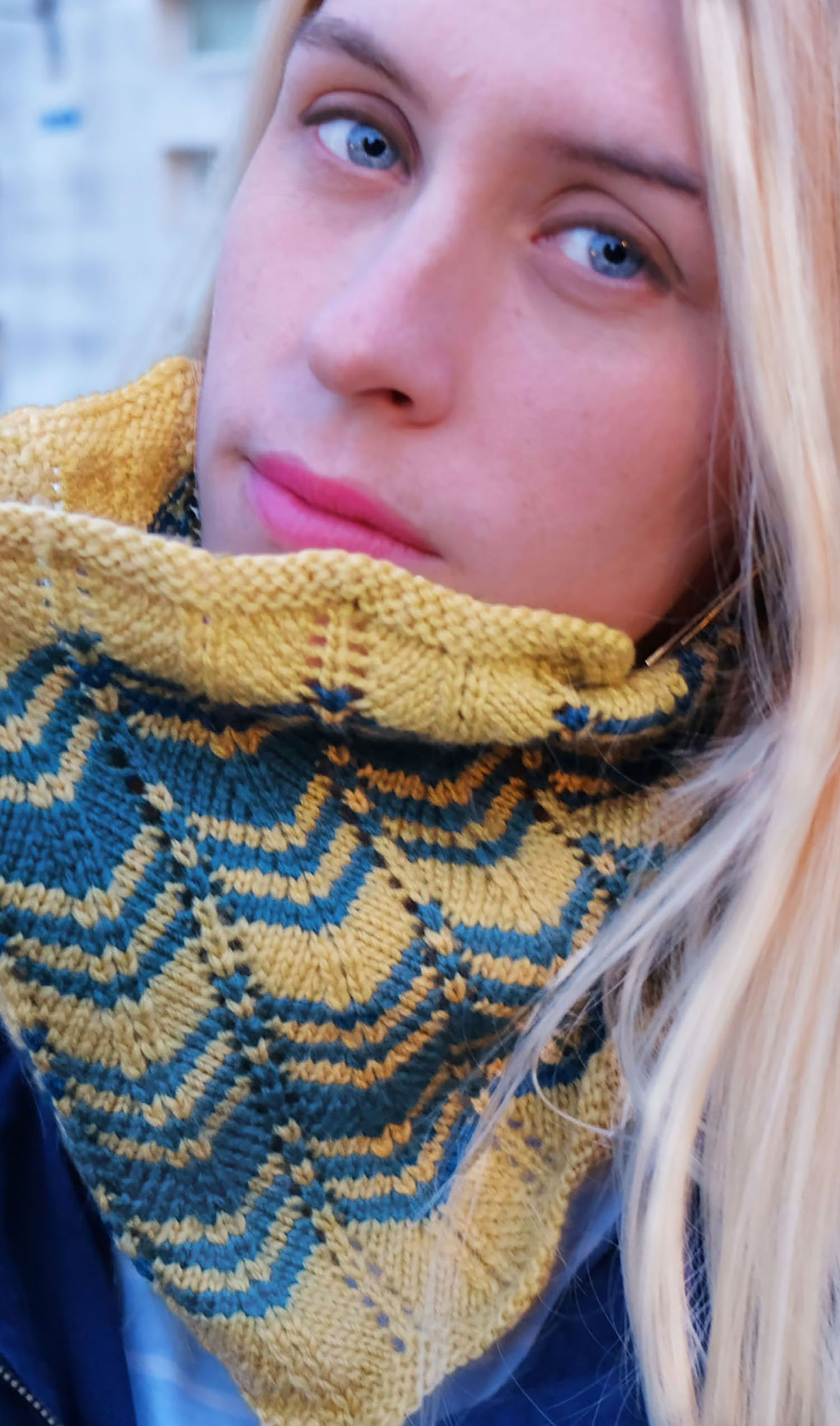 Tangier Cowl #2408