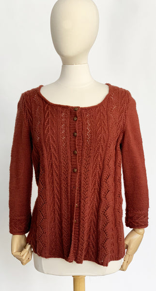 Vines and Arrows Cardigan