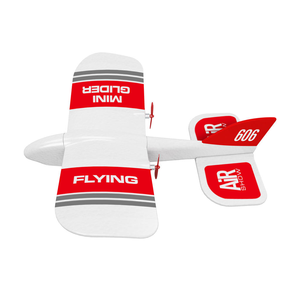 [FREE SHIPPING]KFPLAN KF606 2.4Ghz 2CH EPP Mini Indoor RC Glider Airplane Built-in Gyro RTF
