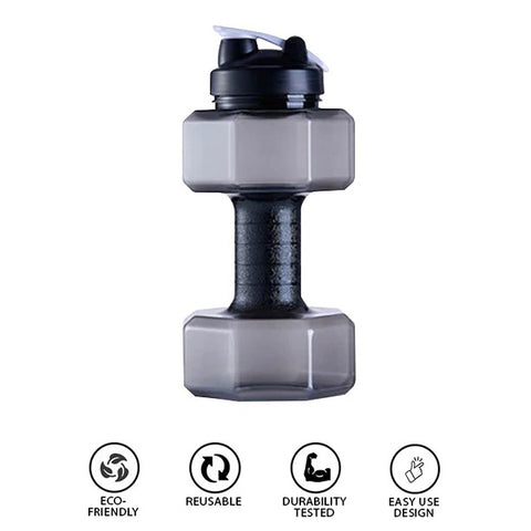 Water Bottle Dumbell
