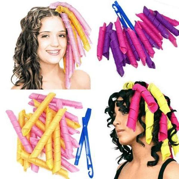 18pcs/set Hair Magic Curler(BUY 1 GET 2)