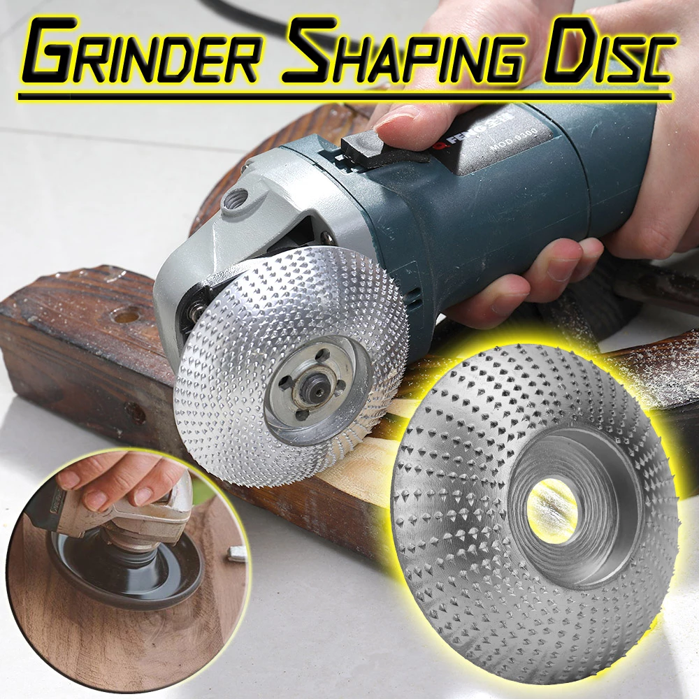 [FREE SHIPPING] Grinder Shaping Disc