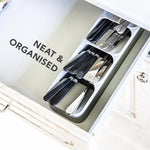 Buy 4 Free Shipping - Cutlery Organizer-GIve you more space in kitchen