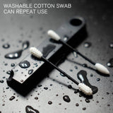 ReSwab - The Last Cotton Swab In Life