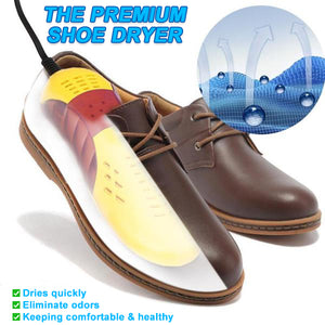 DR. DRY - THE PREMIUM SHOE DRYER