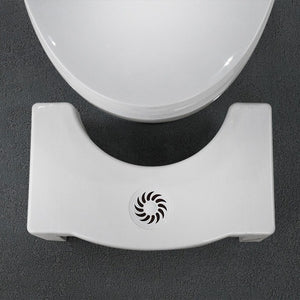 Folding Multi-Functional Toilet Stool - Helps You Comfortably Use The Bathroom
